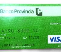 Visa vale social Cargada octubre 2016 (Plan mas vida)