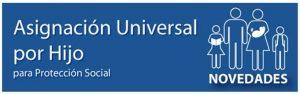 Fecha de cobro Asignacion universal por Hijo diciembre 2016