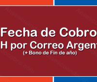 Fecha de Cobro AUH por Correo Argentino