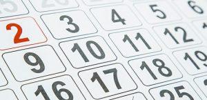 Fechas de cobro Pensiones no Contributivas Diciembre 2016