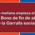 A partir de mañana Lunes 12 comienza el Pago del Bono de Fin de año y La Garrafa Social