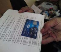 Tarjeta AZUL Se encuentra Habilitada con 195$