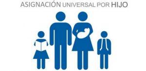 Cobro de la Asignación Universal por Hijo con DNI 4