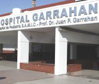 Punto de Atención de ANSES en Hospital Garrahan