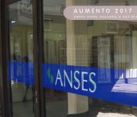 Anses continúa pagando a los beneficiarios con el Aumento 2017