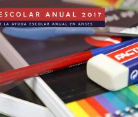 Cómo solicitar la Ayuda Escolar Anual 2017