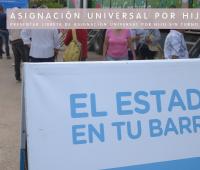 Tramites de la Asignación Universal por Hijo en el Estado en tu Barrio Abril 2017
