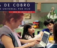 Fechas de Cobro Asignación Universal por Hijo Mayo 2017