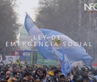 Se establecen los Primeros Pago por la Ley de EMERGENCIA SOCIAL