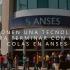 Nueva Tecnología para evitar colas en ANSES
