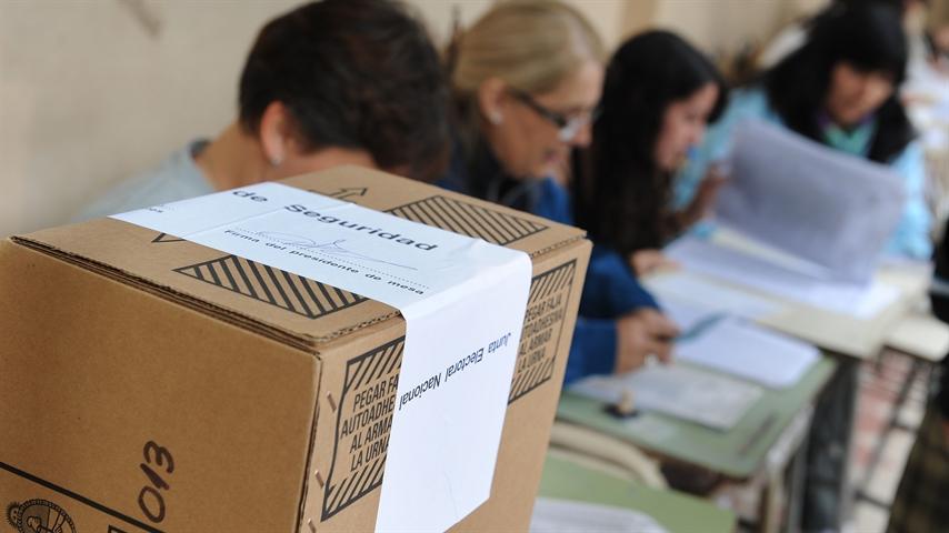 votar en las PASO