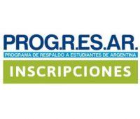 Inscripciones abiertas para las Becas Progresar 2019