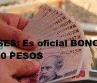 ANSES: Es oficial BONO DE 5000 PESOS